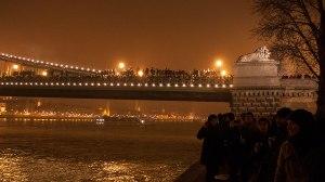Nytt år i Budapest