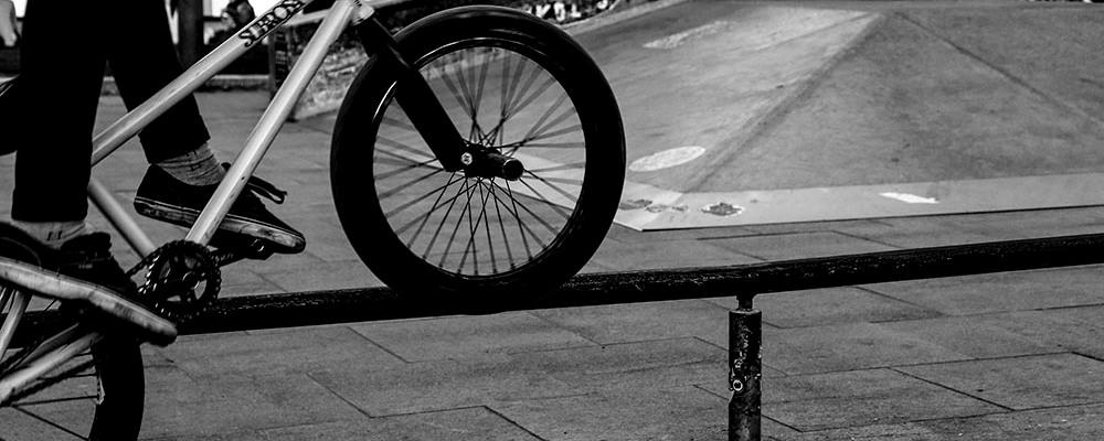 BW - Biker
