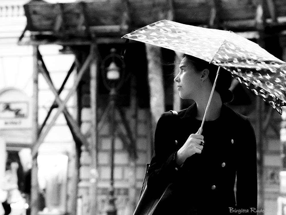 Streetphoto - Ögonkast