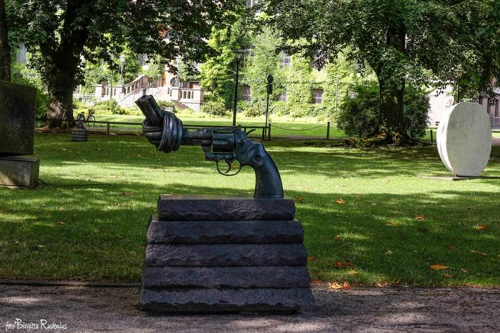 Art Pistol, Skissernas Museum, Lund