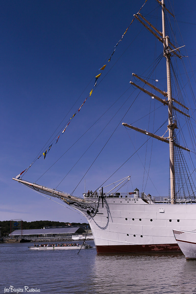 Ship in Gothenburg