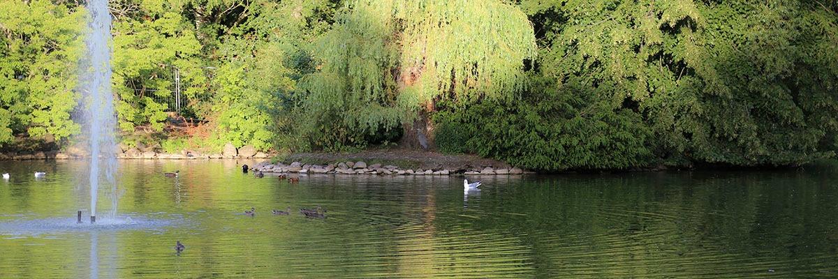 City Park, Lund