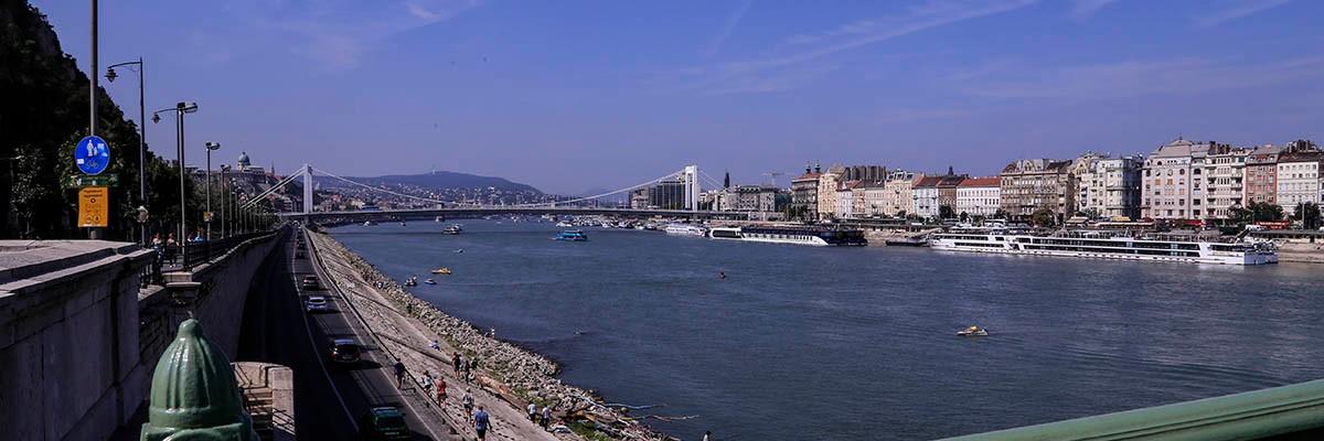 The Danube, Budapest