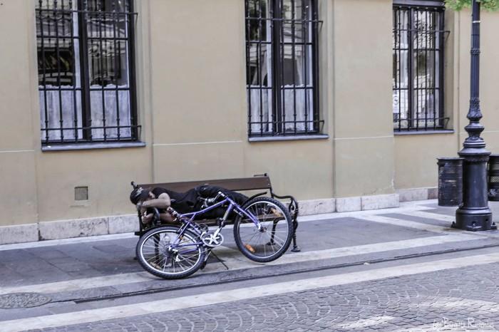 Street Sleep