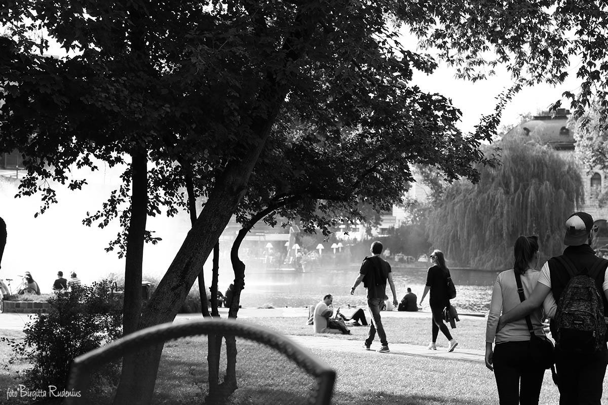City Park, Budapest
