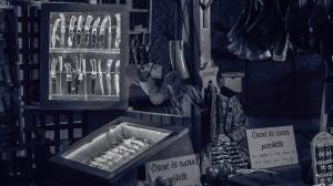 Blue Market Knives