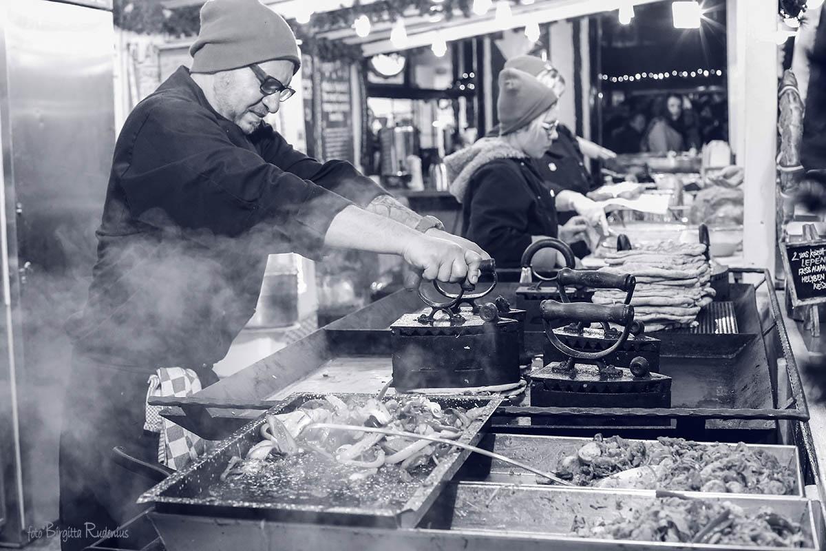Blue Street Food