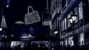 Blue City Light
