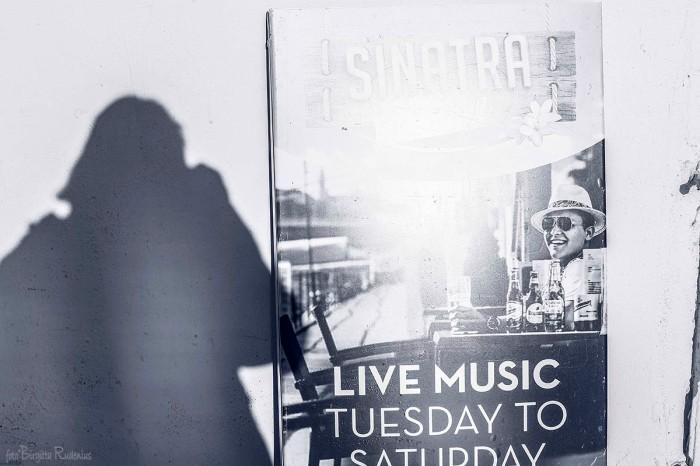 Blue Sinatra