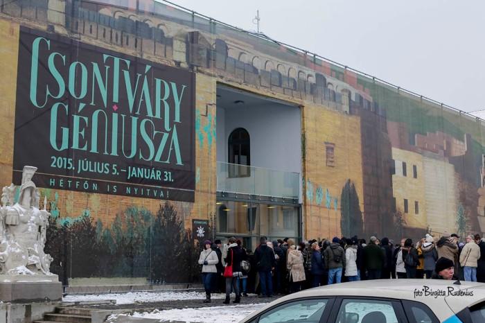 Art Exhibition Budapest