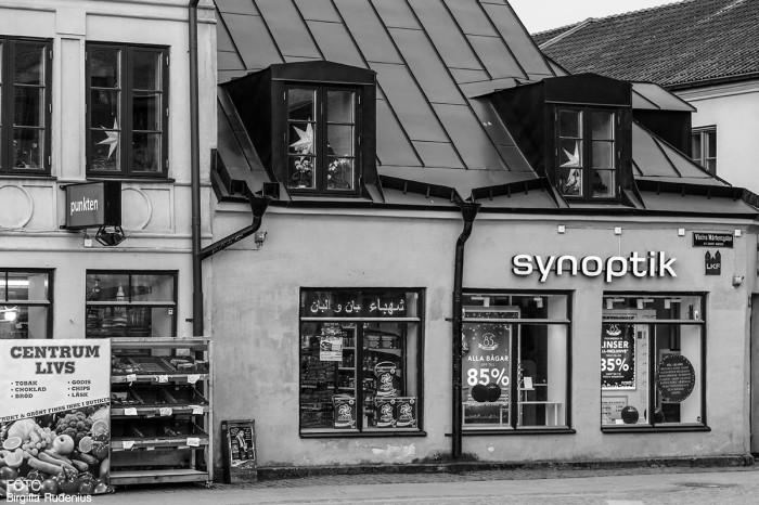 BW - Street Shops