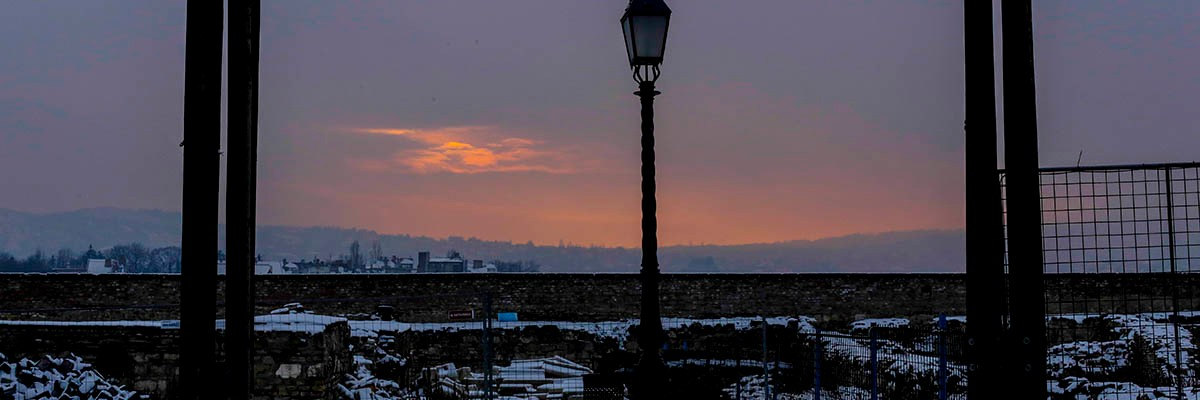 Buda Hill Sunset