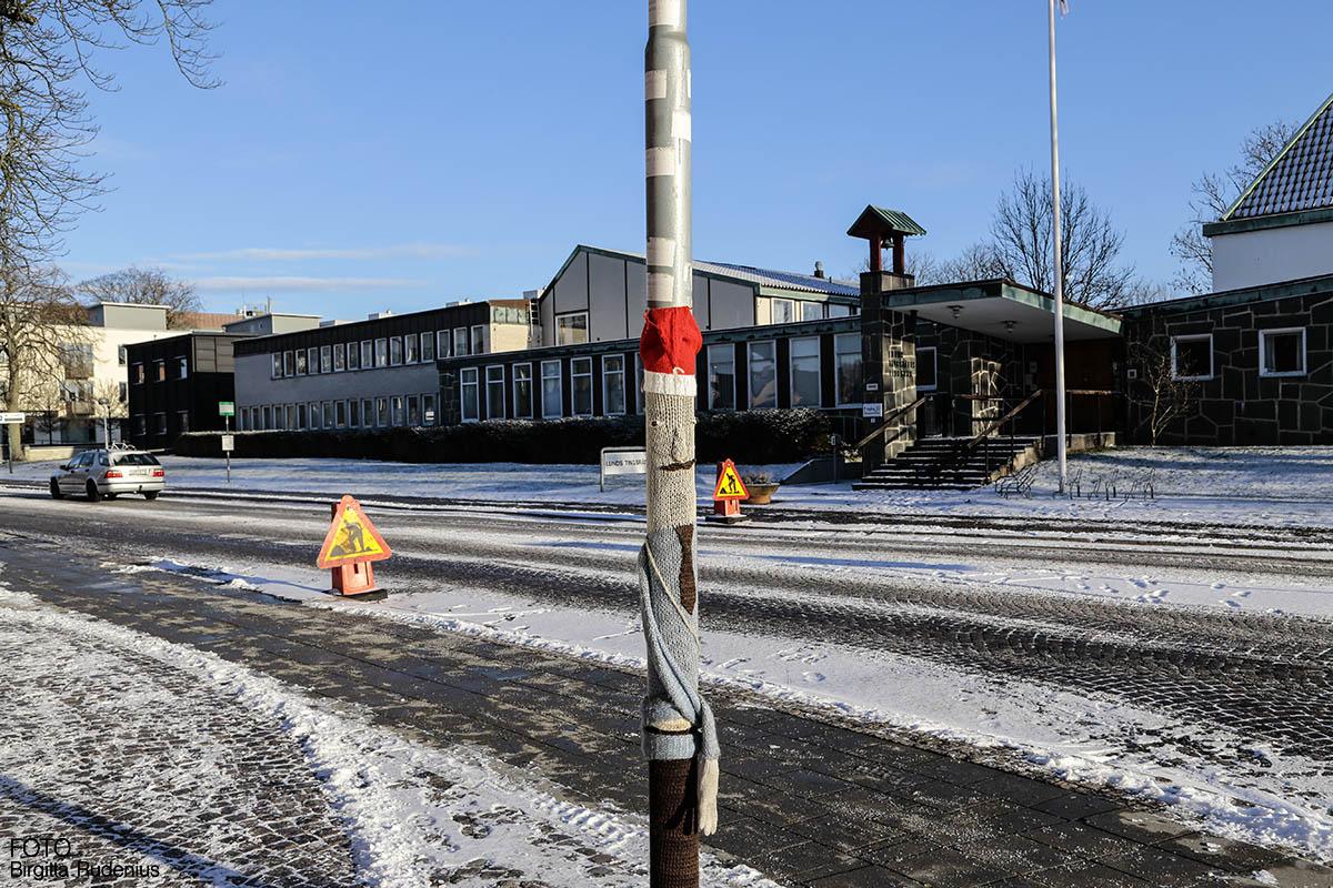 Street Art & Courthouse Lund Sweden