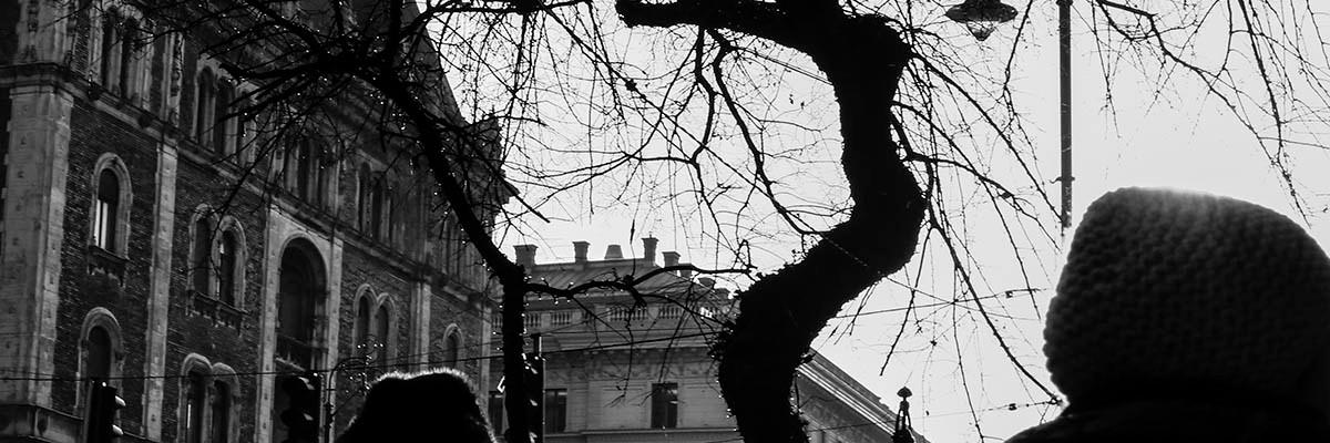 BW - Street Photo